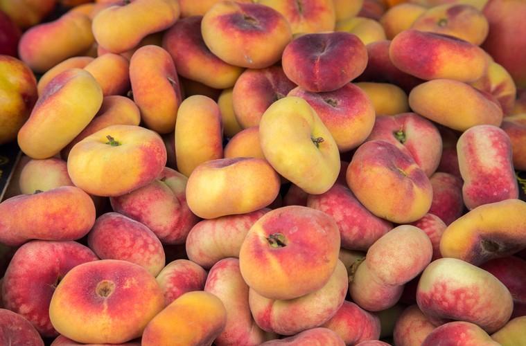 Die Geschichte vom süßesten Pfirsich