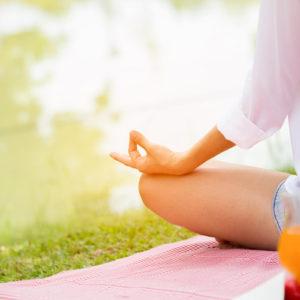 So findest du deinen Frieden in dir (inkl. Meditation)