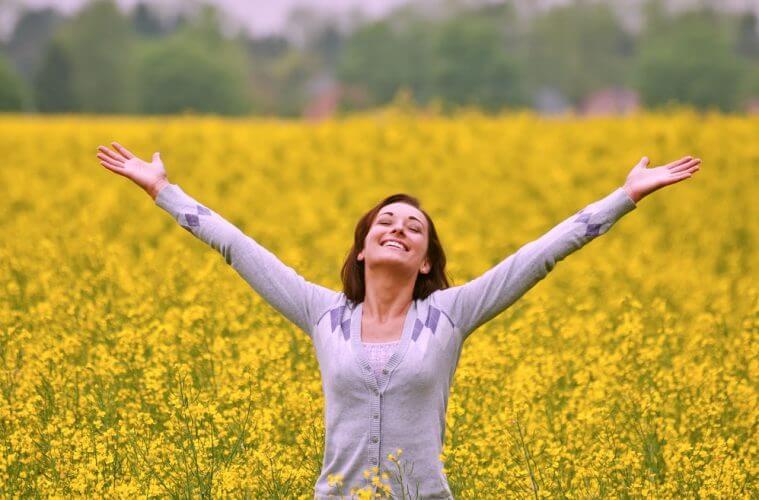 Glücklich sein ist deine Entscheidung – Ein positives Mindset entwickeln