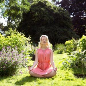 Meditation für positive Energie – Verbinde dich mit deiner inneren Kraftquelle!