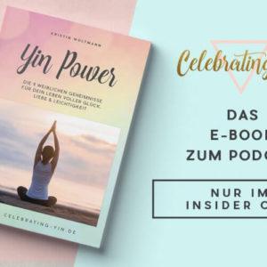 Kostenloses eBook YIN POWER: Das Geheimnis der weiblichen Yin-Energie