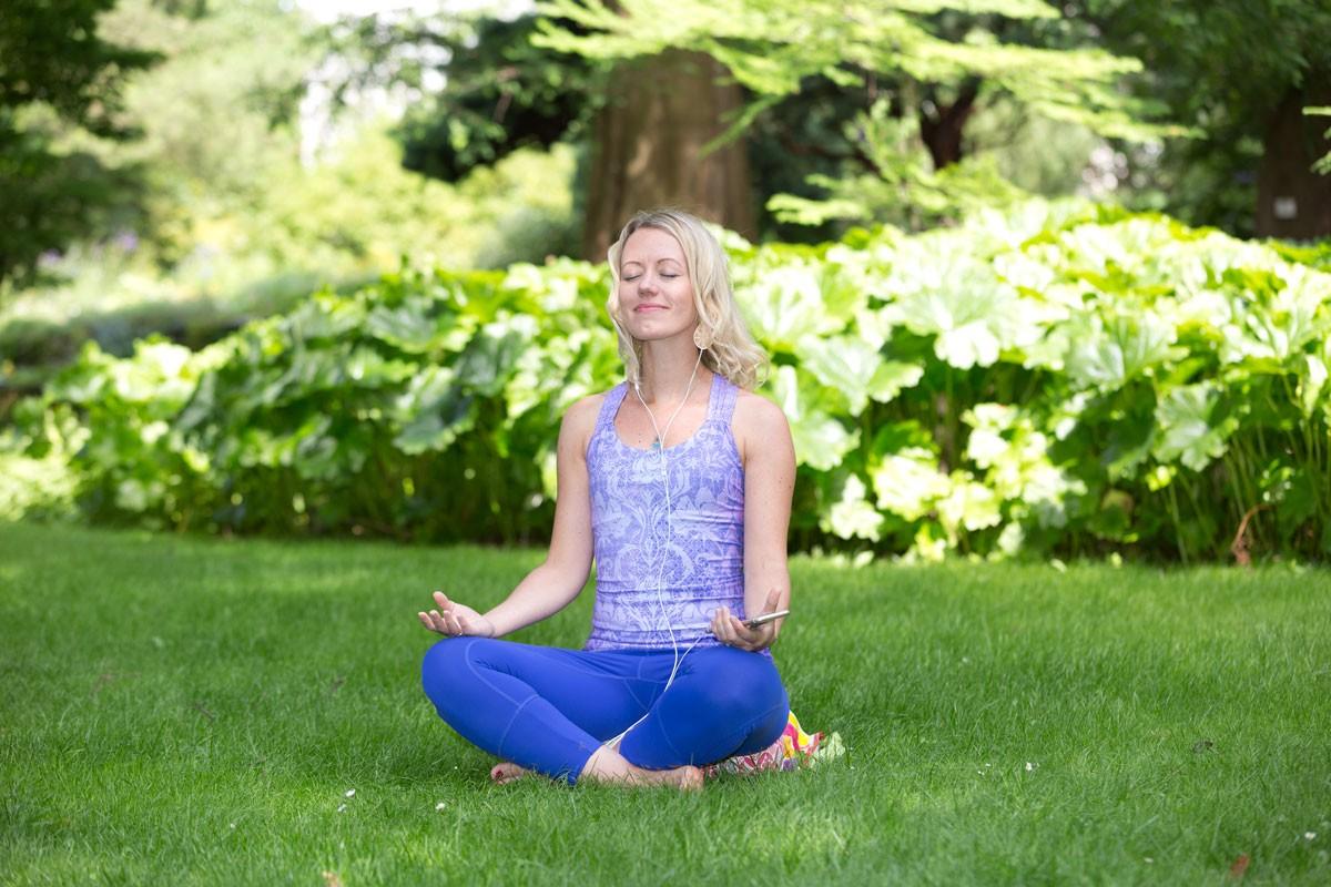 Meditation für deinen Körper: Der liebevolle Body-Scan