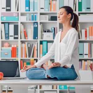 Vipassana Achtsamkeitsmeditation für mehr Fokus und Klarheit