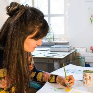 Alles ist möglich mit Mut und Kreativität – Interview mit Nora von Mr. & Mrs. Panda