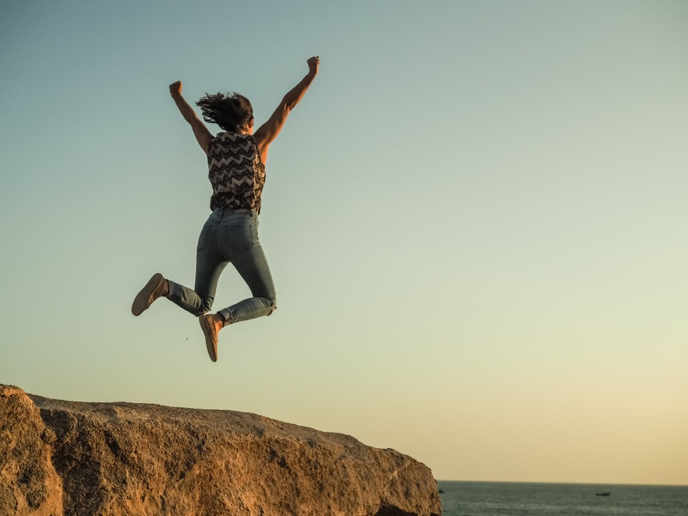 Wie du deine Ängste überwinden kannst – Wage endlich den Sprung!