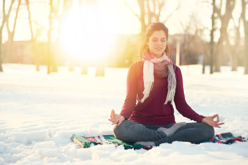 meditativer Jahresausklang