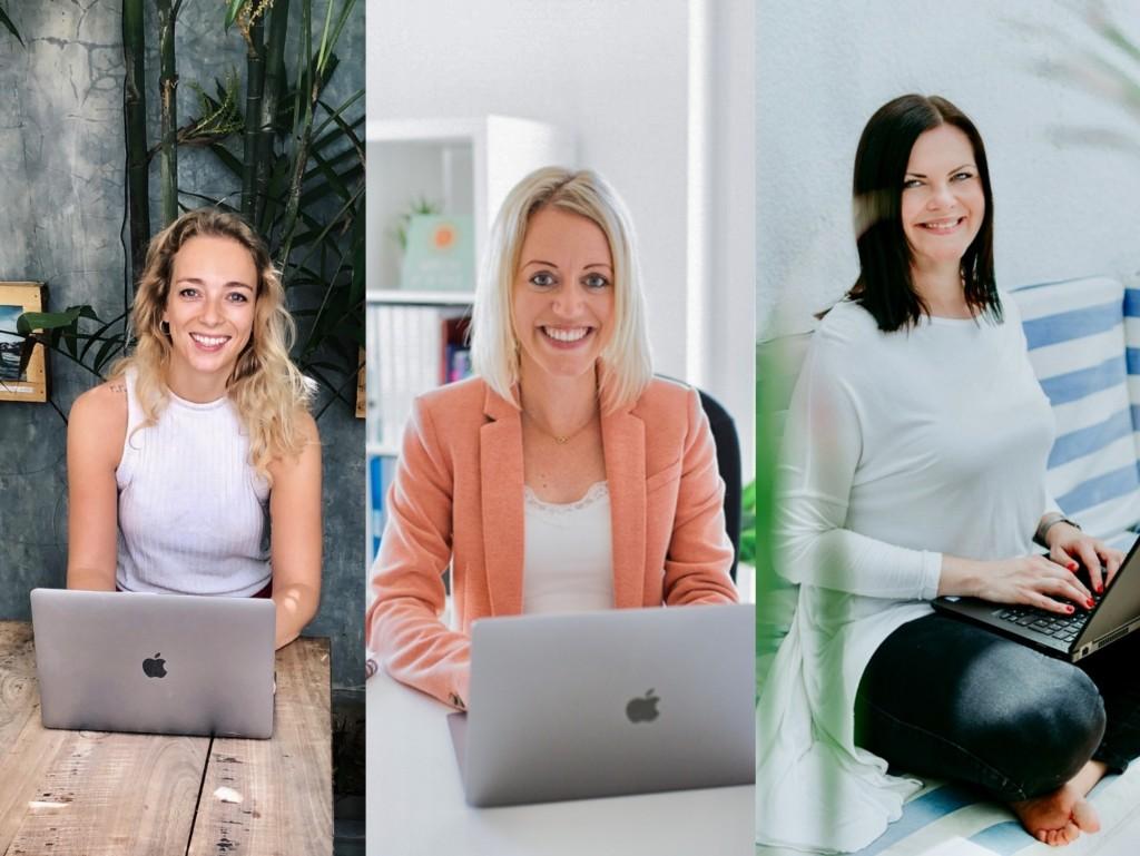 Frei, unabhängig, selbstständig - Als virtuelle Assistentin durchstarten - Interview mit meinen Assistentinnen Janett und Vera