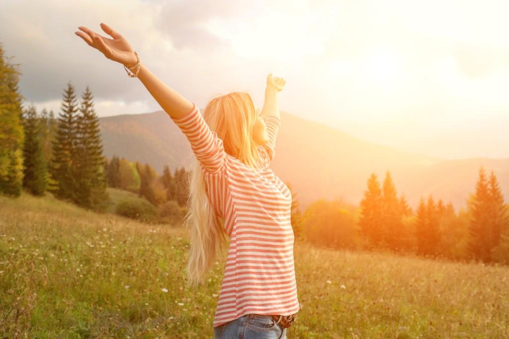 Wie du glücklich sein kannst, ohne dass alles rund läuft in deinem Leben!