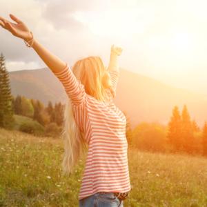 Wie du glücklich sein kannst, ohne dass alles rund läuft in deinem Leben