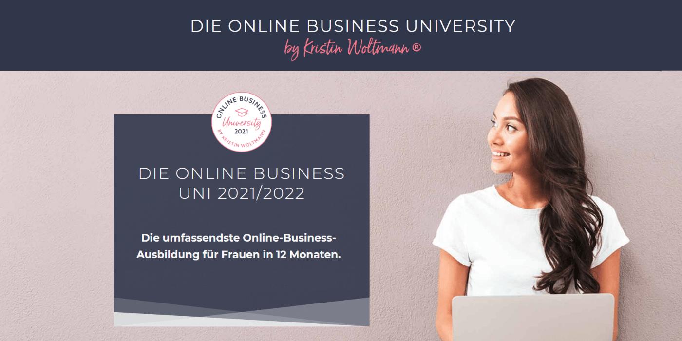 Online Business University