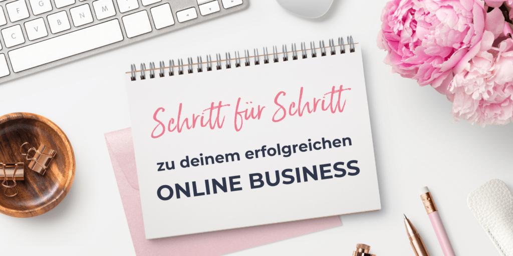 Anleitung Online Business